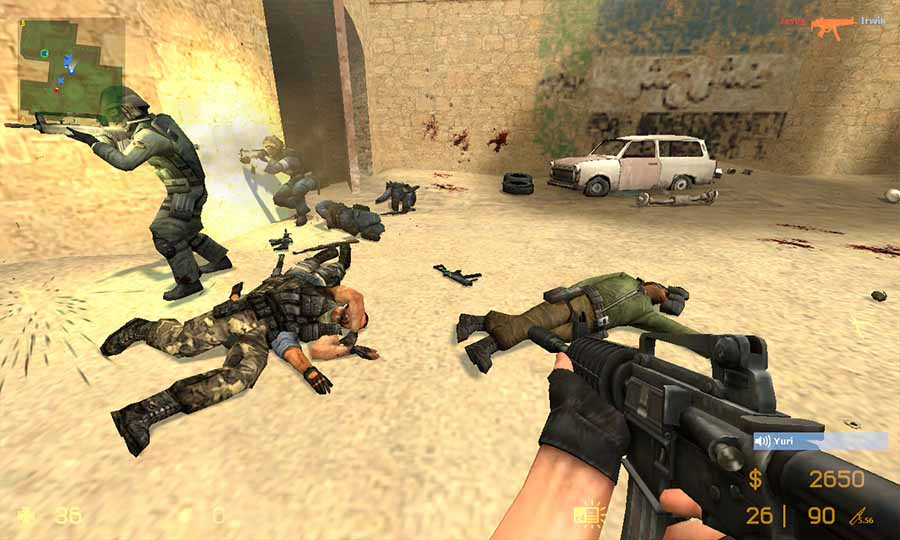 скачать counter strike zombie plague 4 3 с zbot