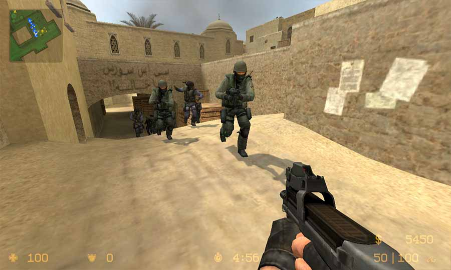 counter strike source 35 скачать